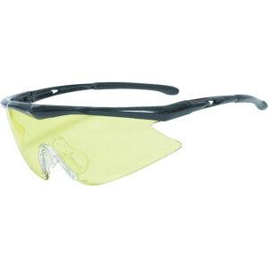 【メーカー在庫あり】 TSG1856Y トラスコ中山(株) TRUSCO 一眼型安全メガネ フレームブラック レンズイエロー TSG-1856Y JP店