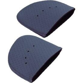 【メーカー在庫あり】 TTPGY トラスコ中山(株) TRUSCO 安全靴用つま先パット TTP-GY JP店