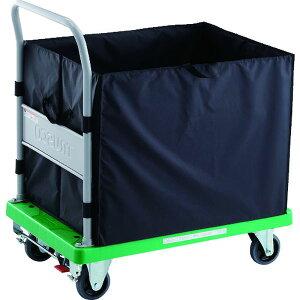【メーカー在庫あり】 TRUSCO 樹脂台車 グランカート CHBAハンドトラックボックス付 S付 900X605 TP902S-CHBA JP店