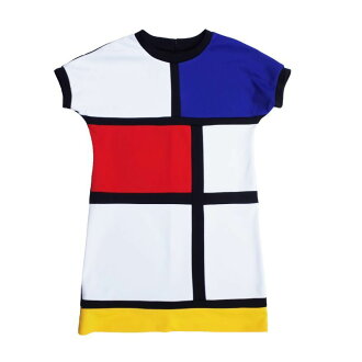 原始物JOHN MONDRIAN ONE-PIECE-