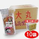 オーケー製菓の『大丸落花生せんべい』10袋(2枚入り×6)