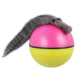 動くイタチ ムービングウィーゼル 猫 電動 おもちゃ 玩具[定形外郵便、送料無料、代引不可]