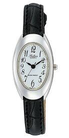 シチズン キューアンドキュー/CITIZEN Q&Q 腕時計 Falcon(フォルコン) アナログ 2BAR ホワイト Q477-850 レディース[バレンタイン][時計][ギフト] [定形外郵便、送料無料、代引不可]