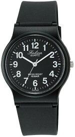 シチズン キューアンドキュー/CITIZEN Q&Q 腕時計 Falcon(フォルコン) アナログ 10BAR ブラック×ホワイト VP46-854 [バレンタイン][時計][ギフト][定形外郵便、送料無料、代引不可]
