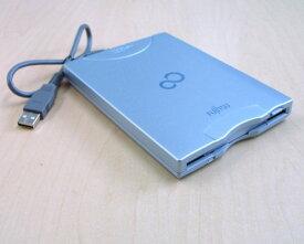 [中古品]富士通/Fujitsu USB外付けFDD フロッピーディスクドライブ CP078730-05 [FDD・光学ドライブ]【中古】[送料無料(一部地域を除く)]