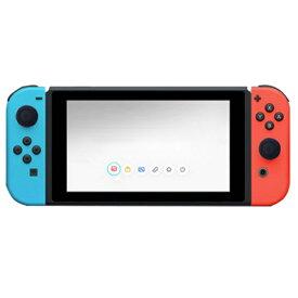 Nintendo Switch Joy-Conスティック用カバー 2個セット ブラック キャップ 任天堂 Switch スイッチ[ゲーム][定形外郵便、送料無料、代引不可]