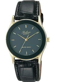 シチズン キューアンドキュー/CITIZEN Q&Q 腕時計 Falcon (フォルコン) アナログ 2BAR ブラック V708-850 メンズ【smtb-KD】[バレンタイン][時計][ギフト][定形外郵便、送料無料、代引不可]