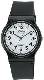 シチズン キューアンドキュー/CITIZEN Q&Q 腕時計 Falcon(フォルコン) アナログ 10BAR ホワイト VP46-852 [バレンタイン][時計][ギフト][定形外郵便、送料無料、代引不可]