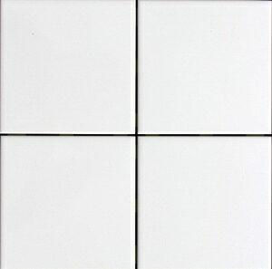 150角 陶器質 内装壁 白色ブライト バラ P15/105