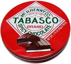 タバスコ チョコレート スパイシーダーク チョコレート 50g 送料無料 アメリカ
