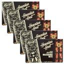 送料無料 ハワイ お土産 ハワイアンホスト マカダミアナッツ チョコレート 226g(8oz 16粒)×5箱セット HawaiianHost …