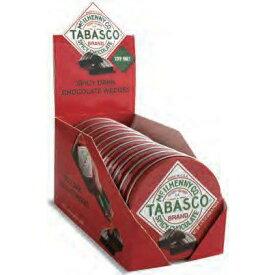 タバスコ チョコレート スパイシーダーク チョコレート 50g 12個セット 送料無料 アメリカ