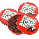 タバスコ チョコレート スパイシー ダーク チョコレート 50g 3袋セット 送料無料