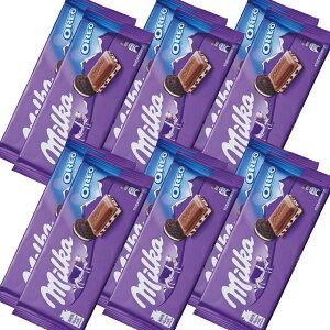 ミルカ チョコレート オレオ 100g 12個セット 送料無料 ドイツチョコ 世界のトップブランド