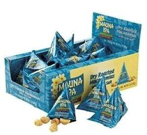 ハワイお土産 マウナロア ミニパック マカデミアナッツ 塩味24パックセット