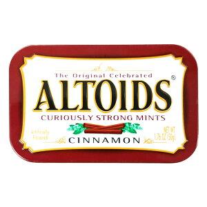 ALTOIDS アルトイズ ミントタブレット シナモン 50g