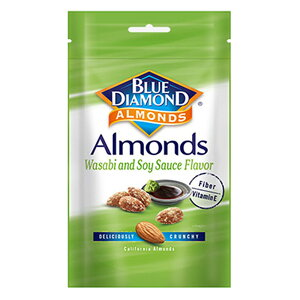 ブルーダイアモンド わさび醤油味アーモンド 70g
