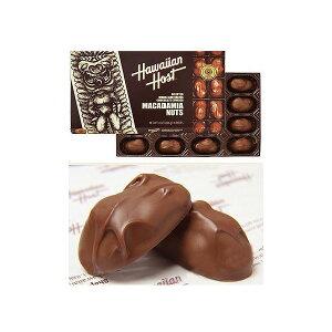 送料無料 ハワイアンホスト マカダミアナッツ チョコレート 8oz 226g(16粒) クール便 HawaiianHost ハワイアンホースト マカデミアナッツ 海外 輸入菓子 ハワイ お土産