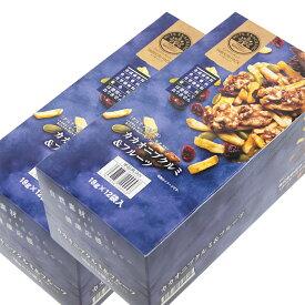 送料無料 ナッツスナッキング TP カカオニブ クルミ&フルーツ 18g 1箱12袋入 2箱セット グルテン不使用 おつまみ