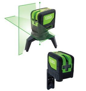見やすいグリーンコンパクト 広島 EBIS 下げ振りレーザー 162-98
