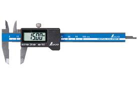 広島 シンワ測定19994 デジタルノギスミニ2 100mmノギス マイクロメーター