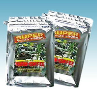 Power-up diet coffee! Yacon blend coffee SUPER! 10P01Sep13