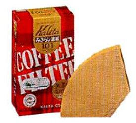【カリタ】コーヒーフィルターみさらし101濾紙1〜2人用/100枚入