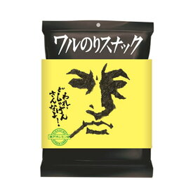 ミラクル9で紹介 ワルのりスナック(瀬戸内レモン味) 1袋 丸徳海苔株式会社