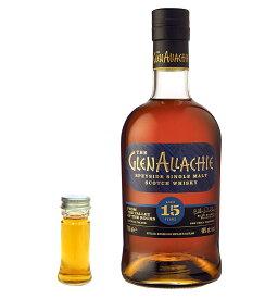 【量り売り】グレンアラヒー 15年 46度 30ml ウイスキー お試し