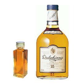 new【量り売り】ダルウィニー 15年 43度 100ml ウイスキー お試し