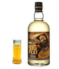 【量り売り】ダグラスレイン ビッグ ピート ブレンデッドモルト 46度 30ml ウイスキー お試し