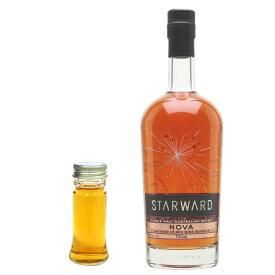 【量り売り】スターワード ノヴァ 41度 30ml ウイスキー お試し
