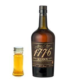 new【量り売り】ジェームス E ペッパー 1776 バーボン 50度 30ml ウイスキー お試し