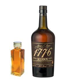 new【量り売り】ジェームス E ペッパー 1776 バーボン 50度 100ml ウイスキー お試し
