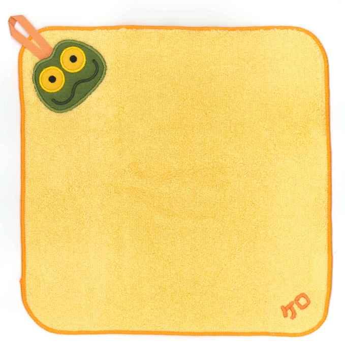 バムとケロ ループ付きハンドタオル ケロ 4135 【バムケロ】 【バム ケロ】 【キャラクターグッズ】 【RCP】