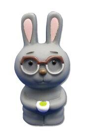 どーもくん 指人形 うさじい [追跡可能メール便(送料200円)対応商品] 【キャラクターグッズ】