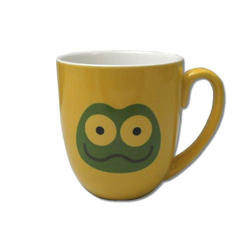 バムとケロ マグカップ ケロ 大 23604 [メール便(ゆうパケット)非対応商品] 【バムケロ】 【バム】 【ケロ】 【キャラクターグッズ】 【RCP】