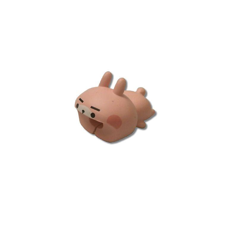 カナヘイの小動物 ケーブルバイト うさぎ 3404 【ケーブルバイト】【ライトニングケーブル】 【iPhone】 【ケーブルアクセサリー】 【CABLEBITE】 【カナヘイの小動物】 【カナヘイ】 【うさぎ】 【キャラクターグッズ】 【RCP】