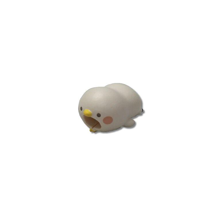 カナヘイの小動物 ケーブルバイト ピスケ 3411 【ケーブルバイト】【ライトニングケーブル】 【iPhone】 【ケーブルアクセサリー】 【CABLEBITE】 【カナヘイの小動物】 【カナヘイ】 【ピスケ】 【鳥】 【キャラクターグッズ】 【RCP】