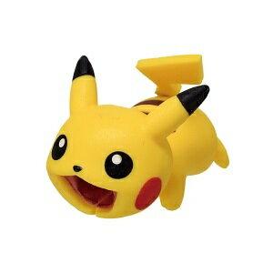 ポケモン ケーブルバイト ピカチュウ 28064 【ケーブルバイト】【ライトニングケーブル】 【iPhone】 【ケーブルアクセサリー】 【CABLEBITE】 【ポケモン】 【ポケット・モンスター】 【pokemon】 【キャラクターグッズ】 【RCP】