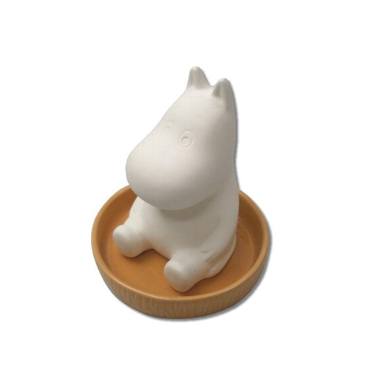ムーミン 素焼き加湿器 ムーミン MOM-298 [メール便非対応商品] 【ムーミン】 【Moomin】 【むーみん】 【キャラクターグッズ】