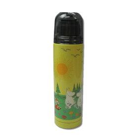 ムーミン スリムステンレスボトル お庭で遊ぶ MMLC1347R [メール便非対応商品] 【キャラクターグッズ】