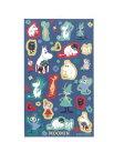 ムーミン シール leaf M022-61 【Moomin】 【むーみん】 【キャラクターグッズ】 【RC...