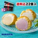 シューアイス スイーツ アイス 詰め合わせ 22個入 9種類 洋菓子のヒロタ HIROTA アイスクリーム おやつ デザート バニ…