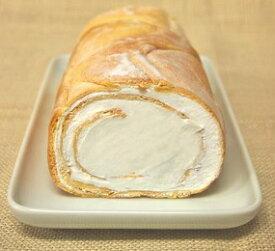 冷凍ケーキ シューロール ( プレーン ) [ 洋菓子のヒロタ ヒロタ HIROTA スイーツ デザート お菓子 おやつ シューケーキ ロールケーキ ]
