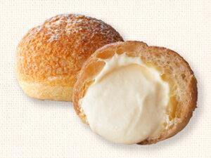 冷凍 ソフトクッキーシュー 6個入 ( 冷凍シュークリーム スイーツ 洋菓子のヒロタ HIROTA 冷凍 シュークリーム デザート お菓子 おやつ カスタード ホイップクリーム フロチル )