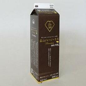 蒜山ジャージー牛乳プレミアム5.0 1000mlパック