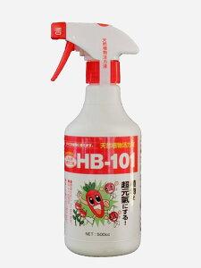天然植物活力液そのまま使える 1000倍希釈活力液HB-101 500CC