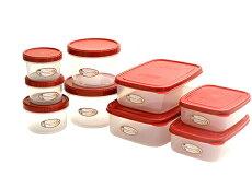 食品保存タッパ