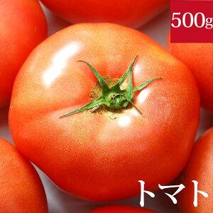 トマト500g 無農薬・無化学肥料 国産